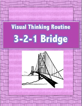 Visual Thinking Routine: 3-2-1 Bridge