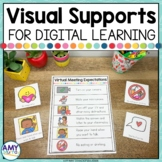 Distance Learning Visual Tools  |  Virtual Learning Visuals