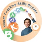Visual Tracking Skills Builder Bundle (All 550 Worksheets)