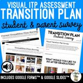 Visual Transition Plan (ITP) Student Survey