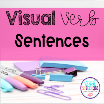 Visual Verb Sentences