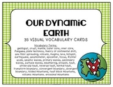 STEM Visual Vocabulary Cards - Our Dynamic Earth
