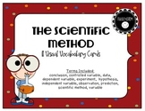 STEM Visual Vocabulary Cards - The Scientific Method