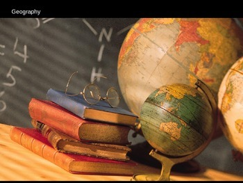 Visual Vocabulary: Geography