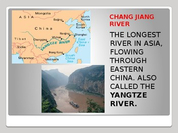Visual Vocabulary of Ancient China from Dynasties to Geography Pairs with Test