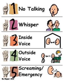 Visual Voice Scale