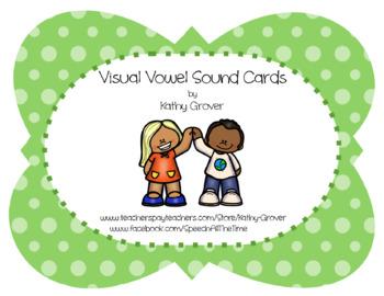 Visual Vowel Sound Cards