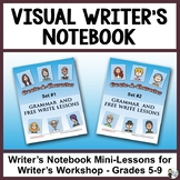 Visual Writer's Notebook: Grammar and Writing Lessons