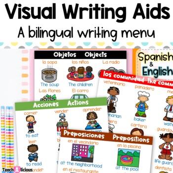 Visual Writing Aids (Bilingual)