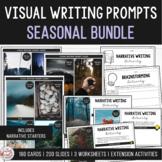 Visual Writing Prompts - **Complete Seasonal Bundle**