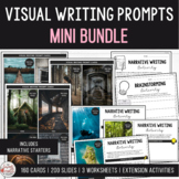 Visual Writing Prompt Bundle - Discovery, Mystery & Adventure