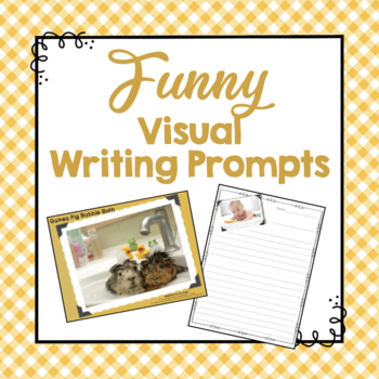 Visual Writing Prompts- Funny