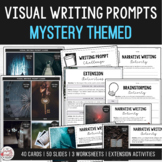 Visual Writing Prompts - Mystery Edition
