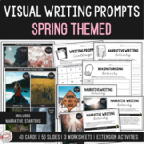 Visual Writing Prompts - **Spring Edition**