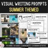 Visual Writing Prompts - **Summer Edition**