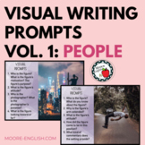 Visual Writing Prompts Volume 1: People and Emotions (50 i