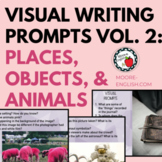 Visual Writing Prompts Volume 2: Places and Objects (50 im