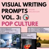 Visual Writing Prompts Volume 3: Popular Culture (50 image