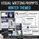 Visual Writing Prompts - **Winter Edition**