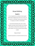 Visual Writing Rubric