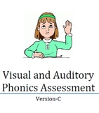 Visual and Auditory Phonics Assessment- Version C