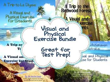 Visual and Physical Exercise Bundle