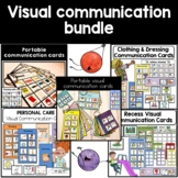 Visual communication supports BUNDLE | Pictures for AAC