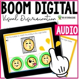 Visual discrimination Digital Tablet Activity Emoji Theme