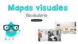 Visual maps. Vocabulario