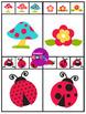 Visual perceptual clip cards Set 1
