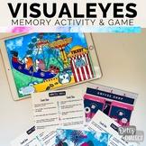 Visualeyes Memory Activity & Game [digital & print] #may21