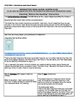 Visualization (A Reading Comprehension Strategy)