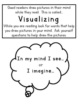 Visualizing Passages Worksheets & Teaching Resources   TpT