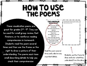 Visualization Poem Pack