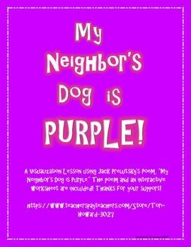 Visualization Strategy-My Neighbor's Dog is Purple