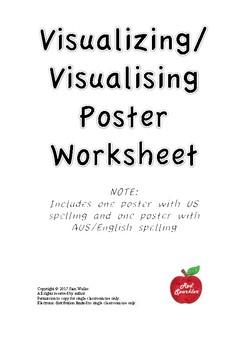 Visualization/Visualisation Poster Worksheet