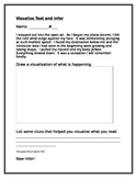 Visualizing Text and Inference:Reading Comprehension: Included in Collection