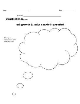 Visualization worksheet