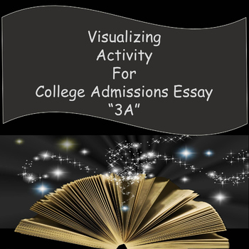 """Visualizing Activity for """"3A"""" Admission Essay by Hugh Gallagher: Code X Unit 1"""