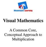 Visualizing Common Core's Conceptual Understanding, Multip