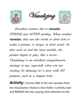 Visualizing Comprehension Strategy