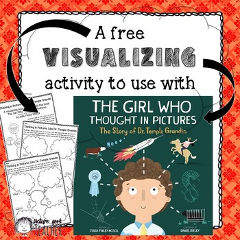 Visualizing FREEBIE for The Girl Who Thought In Pictures
