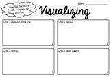 Visualizing Graphic Organizer Freebie