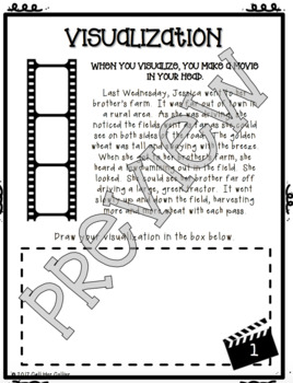 Visualizing Guided Reading Packet