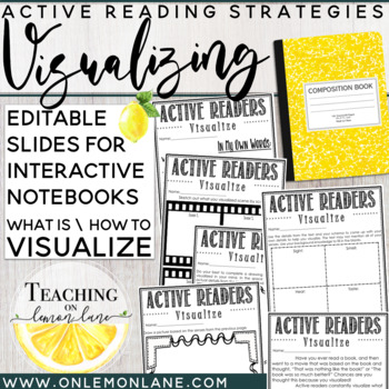 Visualizing / Guided Reading / What Good Readers Do * Edit