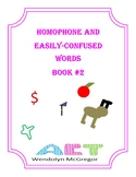 Visualizing Homophones and Easily-Confused Words