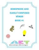 Visualizing Homophones v. 1