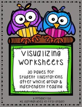 Visualizing Illustration Sheets {My Mental Image}