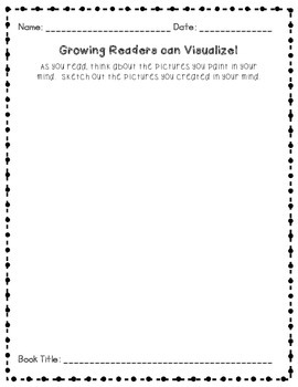 Visualizing Illustration Sheets {My Mental Image}