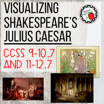 Visualizing Julius Caesar
